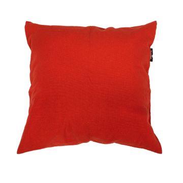 Plain Red Kissen